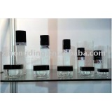 acrylic bottle,acrylic cosmetic bottle,acrylic bottle display square lotion bottle packaging