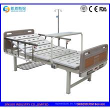 Manual Dos Funciones Hospital / Nursing Bed