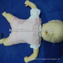 Entrenamiento de RCP infantil de Vivid y maniquí de asfixia