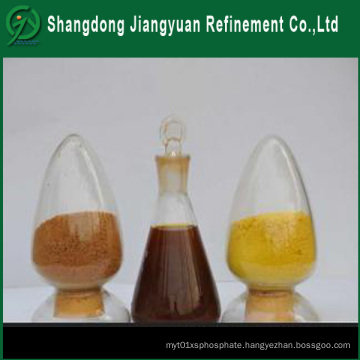 Pfs/Polymeric Ferric Sulfate/Poly Ferric Sulphate Flocculant