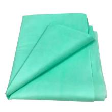 Tecido descartável de revestimento de PVC não tecido para cirurgia hospitalar