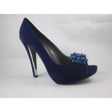 2016 neue Mode High Heel Kleid Schuhe für Frauen (HCY03-083)