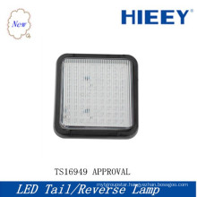 IP67 LED Square tail reverse lamp ,high quality 10-30V led tail light for big trucks