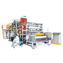 LLDPE Cast Cling Film Making Machine