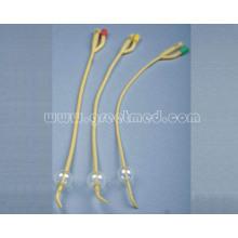Medical 2-Way Tiemann Foley Catheter