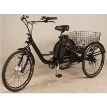 Stock Adult Electric Motorized Tricycles 3 Wheel Electric Bicycles