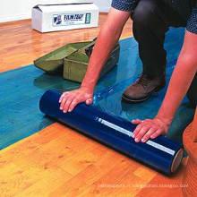 Film de protection PE pour le plancher dur