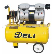 Compressor de ar de pistão silencioso do óleo-menos 70 SD