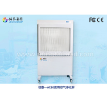 Medical air purifier screen