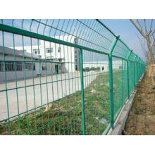 Protecting Frame Fence in PVC Coating /Galvanization