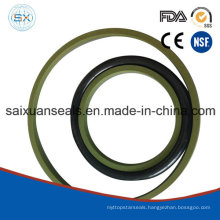 Injection Moulding Machine Parts Step Seal