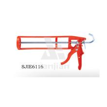 """El tipo más nuevo 9 """"pistola de calafateo esquelético, pistola del silicón pistola del aplicador del silicón, pistola del sellador del silicón (SJIE6116)"""