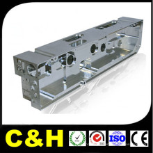 Custom Aluminum CNC Lathe Machining / Turning / Milling Products