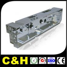 Пользовательские алюминия CNC токарного станка подвергая механической обработке / поворачивая / Филируя продукты