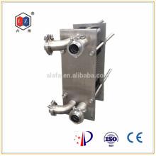 Chine en acier inoxydable chauffe-eau, remplacement de Sondex S4 refroidisseur huile hydraulique