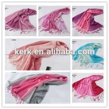 W3011 Ningbo Lingshang por atacado de design macio de alta qualidade 189 * 59 centímetros 120g hijab forma muçulmana