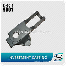 carbon steel auto parts with investment casting