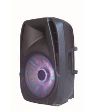 Altavoz profesional de la etapa DJ de 12 pulgadas con la luz colorida F18
