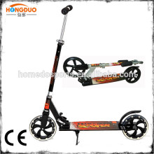 200mm big wheel adultos scooter