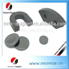 Gesinterte alnico magneten