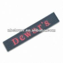 Promotional Non-slip rubber bar rail mat