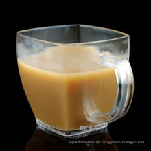 Plastikgeschirr Plastikbecher Cafe Cup 10 Unzen