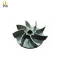 Impulsor de bomba de acero inoxidable de fundición por inversión de precisión
