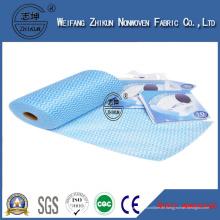 Spunlace nichtgewebte Tücher nichtgewebtes Spunlace Spunlace nichtgewebtes Gewebe