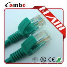 Flexible Stranded 7*0.2mm bundle patch cord