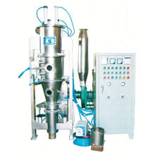 Secador de ebullición del mezclador de ebullición de la serie de 2017 FL, secador de la correa transportadora de SS, secador vertical del vapor
