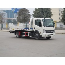 2018 Dongfeng wrecker tow truck flatbed for sale