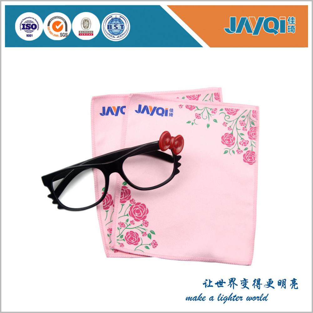 Polyester Glasses Wipe Cloth High Quality