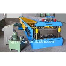 máquina formadora de piso deck automático