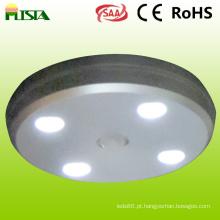 Gabinete LED Sensor luz recarregável com Plug USB