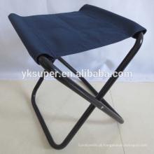 Bancada dobrável dobrável para cadeira de pesca de camping