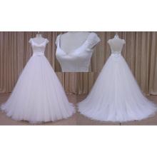 mm009 haute qualité chérie robe de mariée 2016