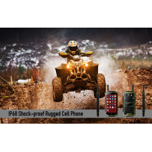 IP68 Shock-proof Rugged Cell Phone