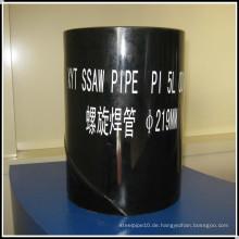 API5L Spiralgeschweißte Stahlrohr