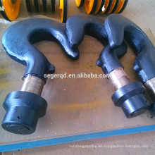Drop Forged Crane Lifting Hook para la venta