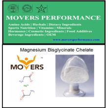 Quelato de Bisglicinato de Magnesio de Alta Calidad con CAS No: 14783-68-7