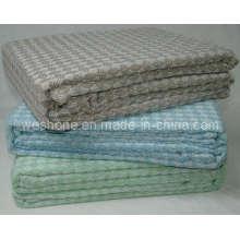 50 % Bambus 50 % Baumwolle Decke Bb-070412