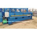 hoja hidráulica cortada a máquina fabricante de China de la máquina