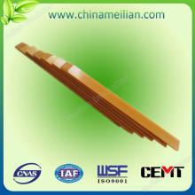 Cuña de la ranura de la fibra de vidrio del aislamiento G11 para el motor (grado F)