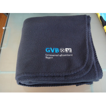 100% Polyester Embroideried Blanket (SSB0105)