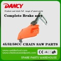 5200 5800 4500 chainsaw parts complete brake handle