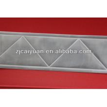 fita reflexiva de cristal do PVC branca