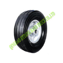 "solid wheel Size : 9""x3"""