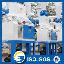 Máquinas de farinha de trigo de pequena escala