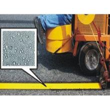 1.5 perles de verre d'index réfléchissantes dans la peinture de marquage routier