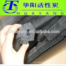 Briquette à charbon de bois longue durée